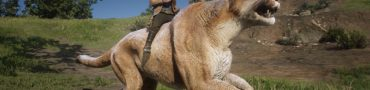 Red Dead Redemption 2 Mod Lets You Ride Wild Animals