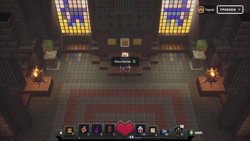 Rune Locations Minecraft Dungeons