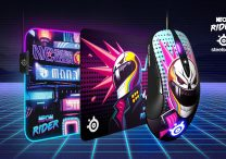 SteelSeries Reveals Limited-Edition CS GO Neon Rider Mouse & Pad