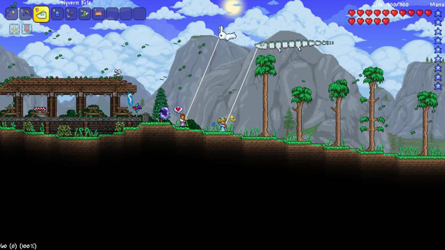 Terraria Terraspark Boots Where to Find Best Boots in Journeys End