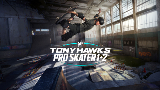 Tony Hawk's Pro Skater 1 & 2 Remaster Announced for September