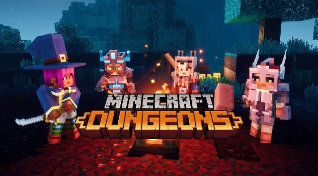 Unlock Soggy Cave Entrance in Minecraft Dungeons