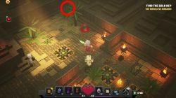 desert temple minecraft dungeons where to get rune