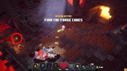 fiery forge how to get secret minecraft dungeons rune
