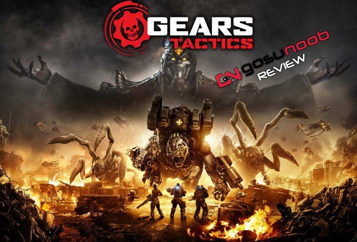 gears tactics review gosunoob