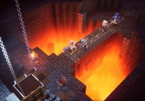 minecraft dungeons install error