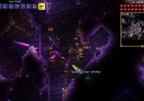 terraria new weapons zenith celebration mk2