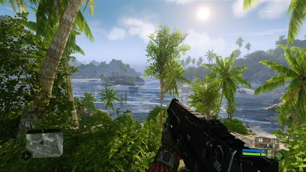 Crysis Remastered 1