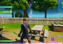 Find Gnomes at Homely Hills in Fortnite Season 3 Weekly Challenge
