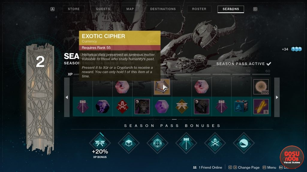 How to Get Exotic Ciphers in Destiny 2
