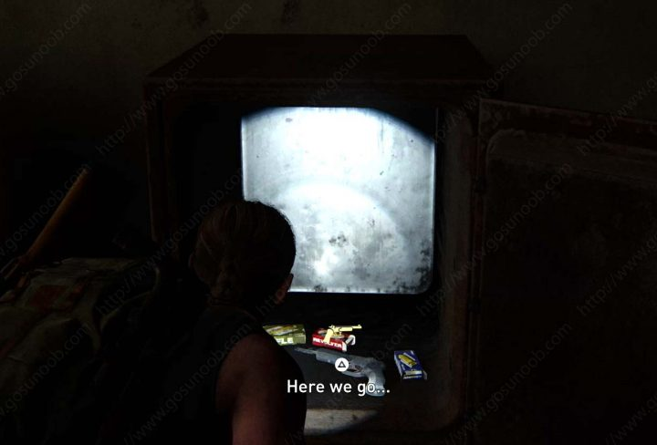 Last of Us 2 Big Win Safe Code