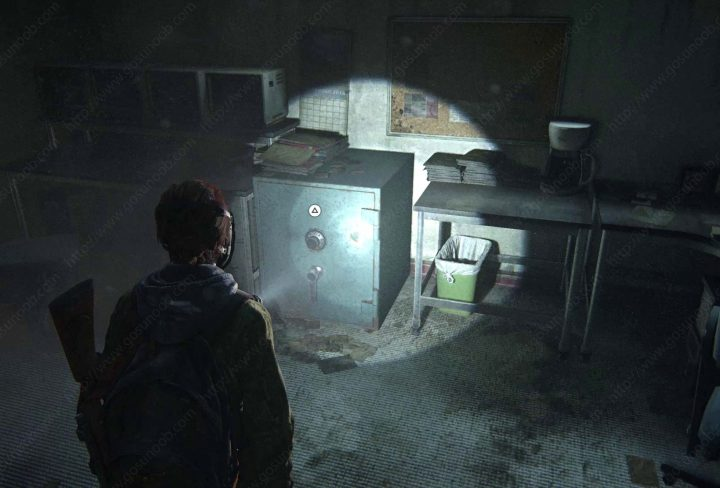 Last of Us 2 Supermarket Safe Code - Employee of the Month