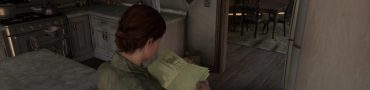 Packing Up Journal Entries, Artifacts in Jackson Last of Us 2