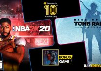 PlayStation Plus July Games