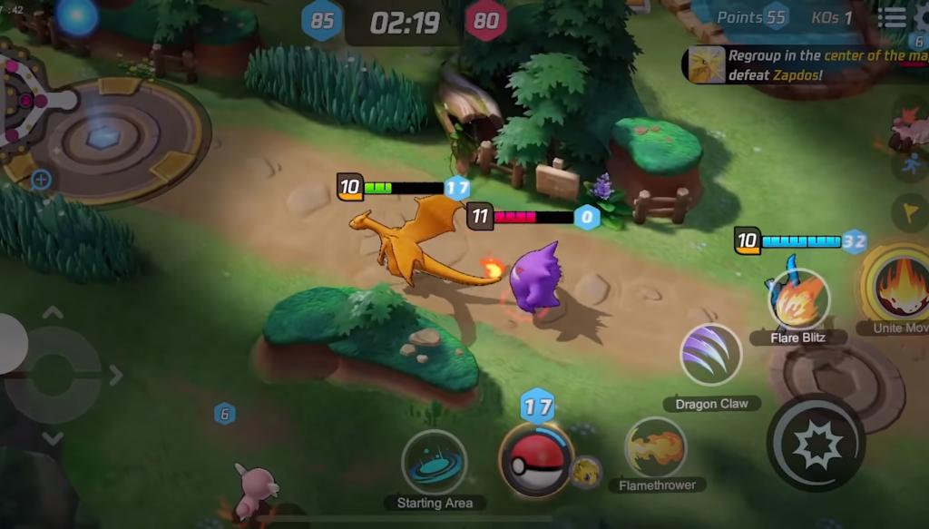 Pokémon Unite 1
