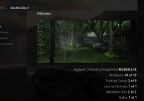 TLOU2 Hillcrest Collectibles Safe Artifact Workbench Trading Card Journal Entries Locations