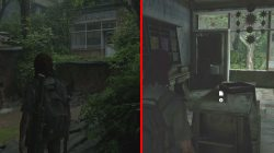 TLOU2 Hillcrest Seattle Day 2 Artifact Location