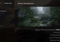 TLOU2 Road to Aquarium Collectibles Artifact Trading Card Journal Entry Workbench Locations
