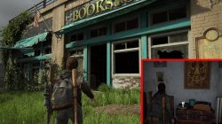 TLOU2 Capitol Hill Doctor Stem Trading Card Location