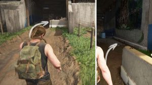 TLOU2 Coin Location Stadium Chapter