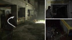 TLOU2 Downtown Safe Deposit Lockers Location