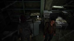 TLOU2 Downtown WLF Note Artefact Location