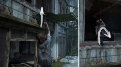 TLOU2 How to Get Inside Room Above Conference Center Entrance
