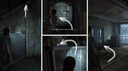 TLOU2 Seraphite Locked Room Location