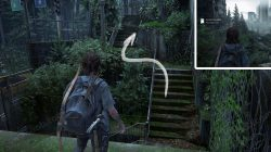 TLOU2 Seraphites Journal Entry Location Seattle Day 2