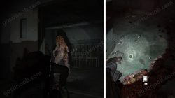 TLOU2 Tunnels Journal Entry Location