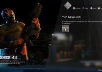 The Bank Job Destiny 2 Witherhoard - Filthy Lucre, Vault Keys