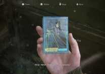 The Gate Trading Cards Journal Entries Artifacts Seattle Day 1 Last of Us 2