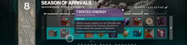 Twisted Energy Destiny 2 Farm - Prismatic Recaster