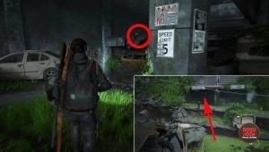 Artifact Locations Last of Us 2 Road to Aquarium