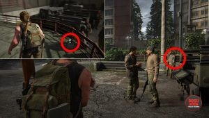 California Coin Location Forward Base Last of Us 2