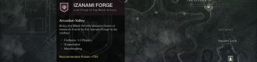 destiny 2 afk forge farm umbral engrams