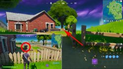 fortnite season 3 weekly challenge where to find gnomes at homely hills