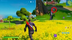 gnomes at homely hills locations season 3 fortnite weekly challenge