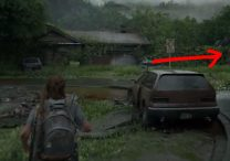 last of us 2 bow location