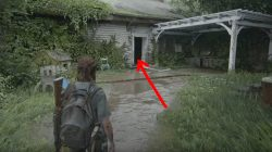 last of us 2 where to find bow