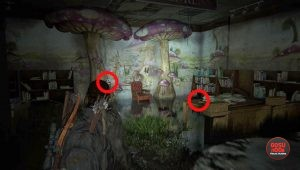 Road to Aquarium Artifact Journal Entry Location Last of Us 2 Where to Find