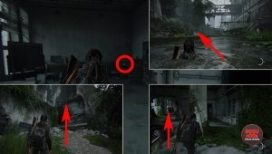 Road to Aquarium Where to Find Last of Us 2 Workbenches
