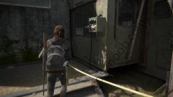 the last of us 2 main gate power up