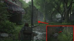TLOU2 Artifact Join WLF Note Location
