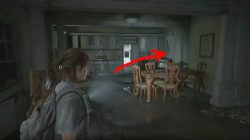 tlou2 bow location