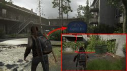TLOU2 Capitol Hill Artefact Where to Find
