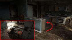 TLOU2 Capitol Hill Artifact Location