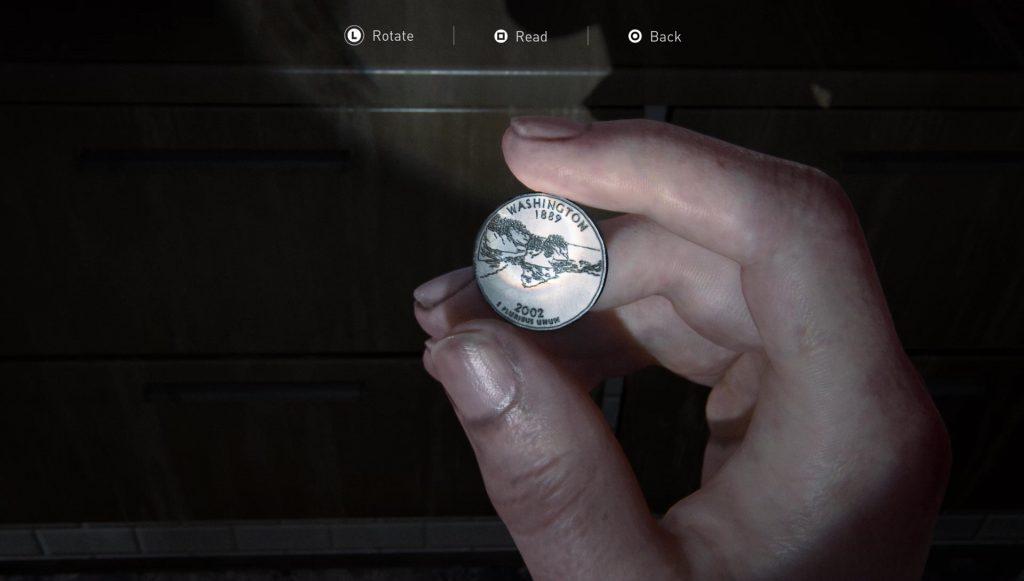 tlou2 coin locations numismatist trophy