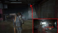 TLOU2 Flooded City Arcade Location