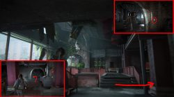 tlou2 Flooded City Artifact Arcade Note
